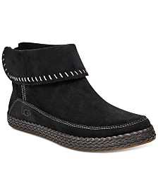 UGG® Women's Varney Moccasin Booties