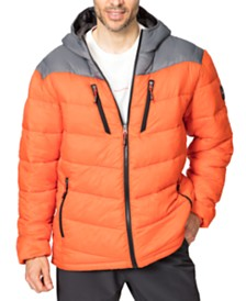 Hawke & Co. Outfitter Men's Packable Chevron Parka