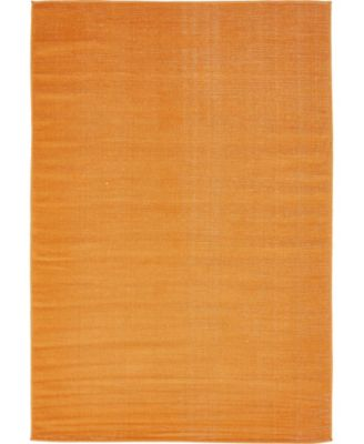 Axbridge Axb3 Orange 8' x 10' Area Rug