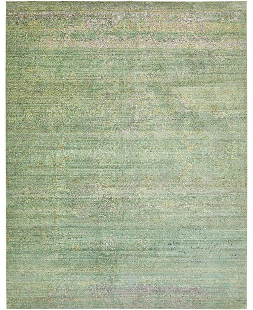 Bridgeport Home Malin Mal8 Green Area Rug Collection