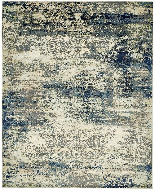 Bridgeport Home Marblesea Mrb4 Gray Area Rug Collection