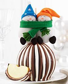 Cozy Snowman Jumbo Apple Triple Chocolate