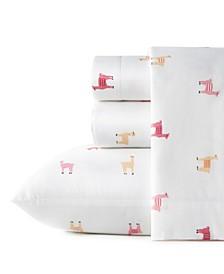 Miss Llama Twin Sheet Set