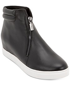 Greta Waterproof High-Top Sneakers, Created for Macy's