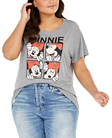 Disney by Trendy Plus Size Minnie T-Shirt