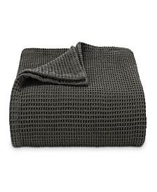 Vera Wang Waffleweave Full/Queen Blanket
