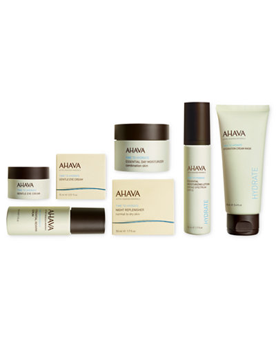 Ahava Essential Skincare Collection