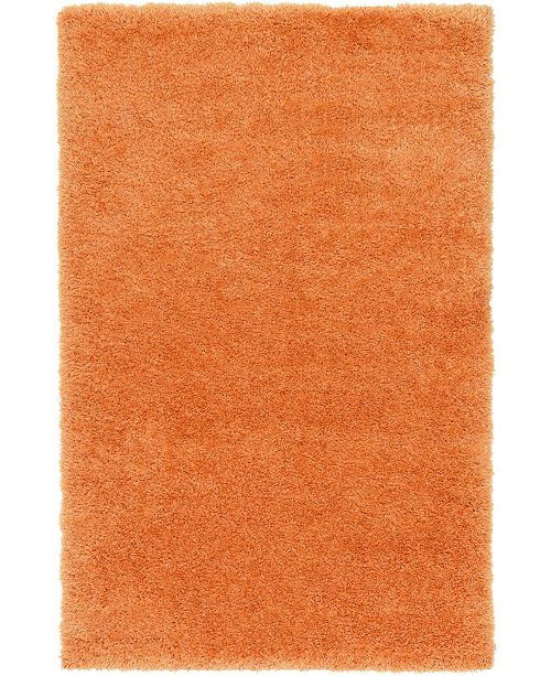 Bridgeport Home Jiya Jiy1 Orange Area Rug Collection