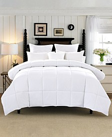 White Down Year Round Comforter, Size- Queen/Full