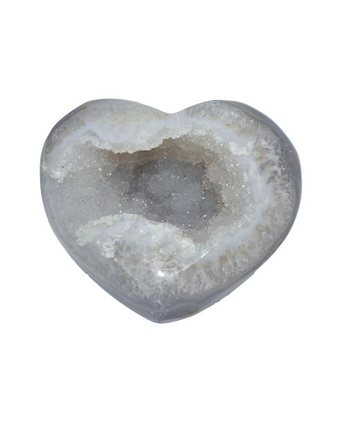Nature's Decorations - Agate Heart