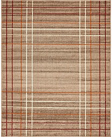 Jasia Jas13 Light Brown Area Rug Collection