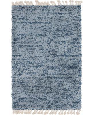 Lochcort Shag Loc3 Blue 2' 7