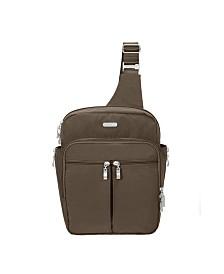 Baggallini Messenger Bag with RFID