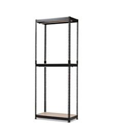 Gavin 3-Shelf Closet Rack, Quick Ship