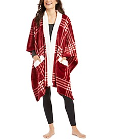 "Cozy Plush Wrap 50"" x 70"" Throw, Created for Macy's"