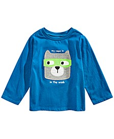 Baby Boys Cape Dog-Print T-Shirt, Created For Macy's