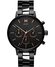 MVMT Women's Nova Crux Two-Tone Stainless Steel Bracelet Watch 38mm