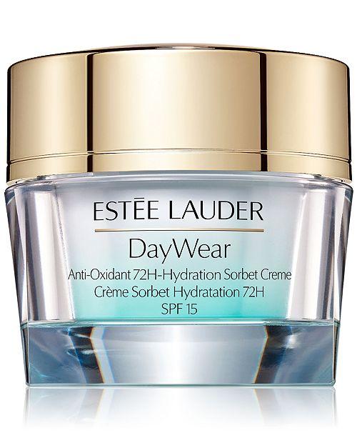 Estee Lauder DayWear Anti-Oxidant 72H-Hydration Sorbet Creme SPF 15, 1.7-oz.