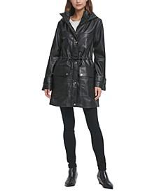 Anorak Leather Jacket