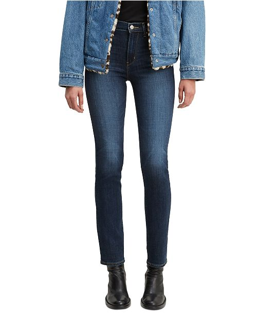Levi's 724 High-Rise Jeans