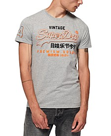Men's Premium Goods Outline T-Shirt
