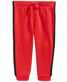 Toddler Boys Side-Stripe Jogger Pants, Created For Macy's