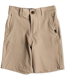 Quiksilver Toddler & Little Boys Amphibian Shorts