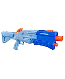 Fortnite TS-R Super Soaker Water Blaster Toy -- Pump Action -- 36 Fluid Ounce Capacity -- For Kids, Teens, Adults