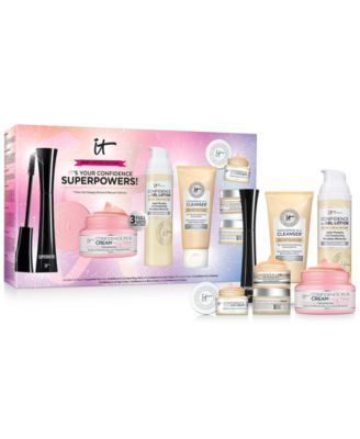 7-Pc. IT's Your Confidence Superpowers! Life-Changing Skincare & Mascara Set