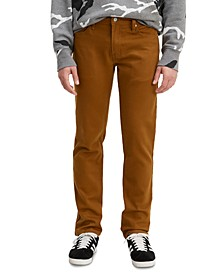 511™ Men's Slim-Fit Colored Jeans