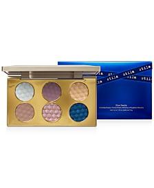 Blue Realm Velvet Eye Shadow Palette