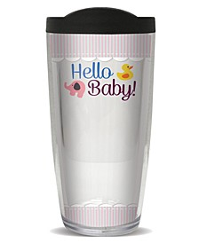Sign-It Baby Shower Double Wall Insulated Tumbler, 16 oz