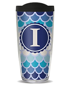 Scallop Pattern - I Double Wall Insulated Tumbler, 16 oz