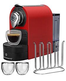 Kava Mini Espresso Machine for Nespresso Compatible Capsule