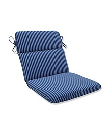 Resort Stripe Rounded Corners Chair Cushion