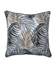 """Palm Fronds 25"""" Outdoor Floor Pillow"""