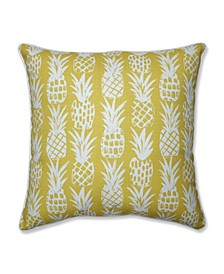 "Pineapple 25"" Outdoor Floor Pillow"