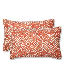 "Merida 11.5"" x 18.5"" Outdoor Decorative Pillow 2-Pack"