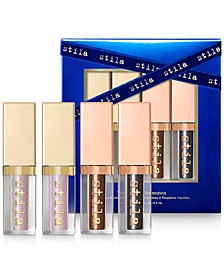 4-Pc. The Fourth Dimension Liquid Eye Shadow Set