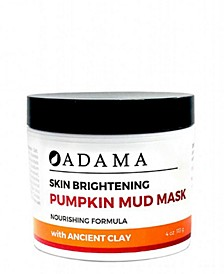 Adama Pumpkin Mud Mask, 4 oz