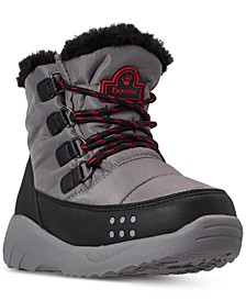 Little Boys' Tundra Winter Boots from Finish Line