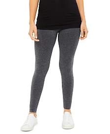 A Pea In The Pod Maternity Compression Leggings