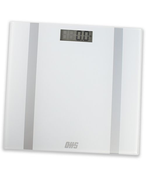 OPTIMA HOME SCALES Optima Home Scale Form Bathroom Scale