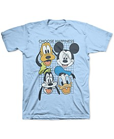 Toddler Boys Choose Happiness T-Shirt