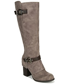 Fergalicious Connor Wide Calf Tall Boots