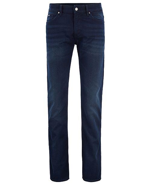 Hugo Boss BOSS Men's Delaware 3 Slim-Fit Jeans