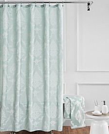 "Juno 72"" x 84"" Extra Long Shower Curtain"
