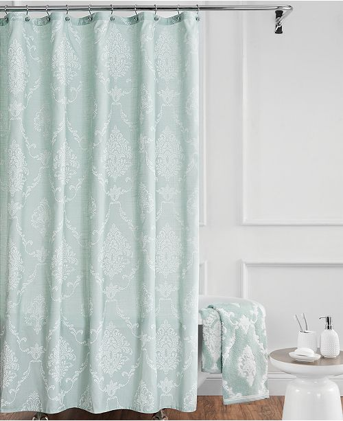 Juno 72 X 84 Extra Long Shower Curtain