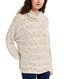 Juniors' Turtleneck Sweater, Created For Macy's