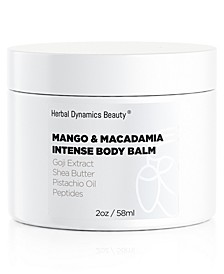 Mango and Macadamia Intense Body Balm